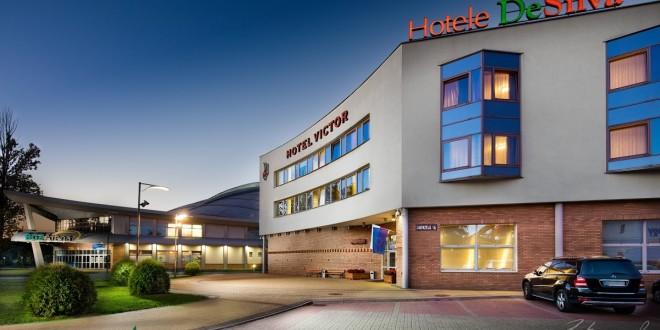 Fotografia hoteli i Pensjonatów. Zdjęcie dla hotelu Victor by Desilva w Pruszkowie koło BGZ areny