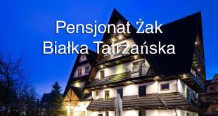 Referencje pensjonat Żak Białka Tatrzańska