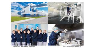 Fotografia reklamowa Warszawa dla Laboratorium DermaPharm Warszawa