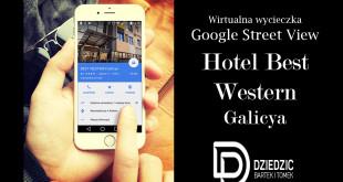 Wirtualny spacer hotel Best Western Galicya