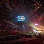 Fotografia wnętrz Kraków- na zdjęciu została sfotografowana Arena Kraków