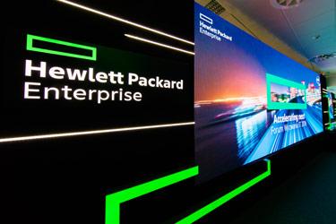 fotografia eventu dla Hewlett Pacard