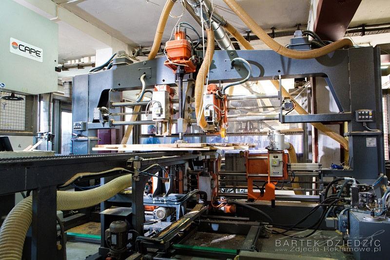 Maszyna sterowana numerycznie- Zdjęcia poglądowe
