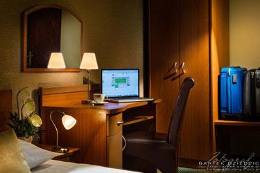 zdjęcia wnętrz hotelu