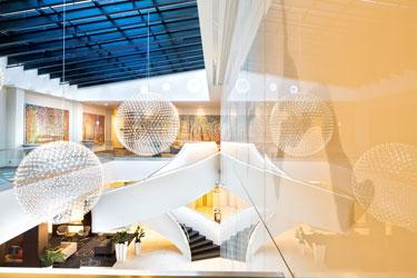 fotografia wnętrz w hotelu Hilton