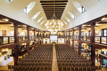 sala konferencyjna - fotografia wnętrz