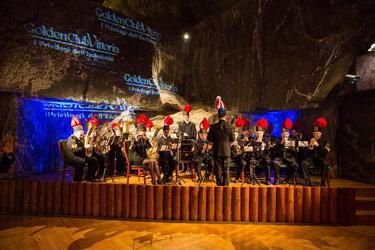 fotografia eventowa w kopalni