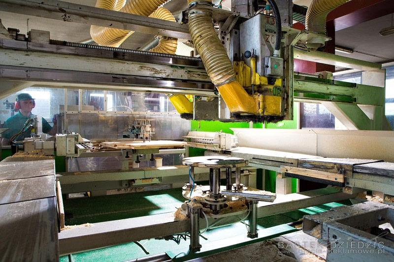 Maszyna do produkcji bębnów