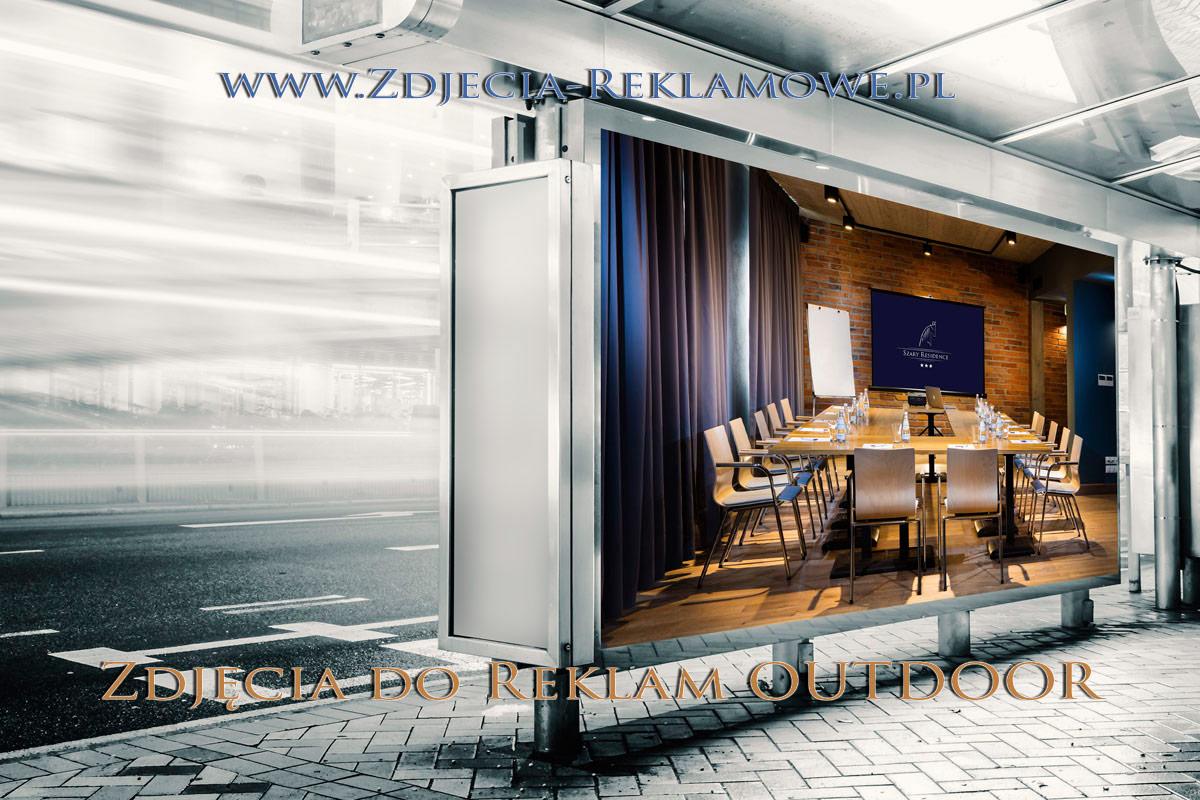 Zdjęcia i fotografie reklamowe na billboardy outdoor