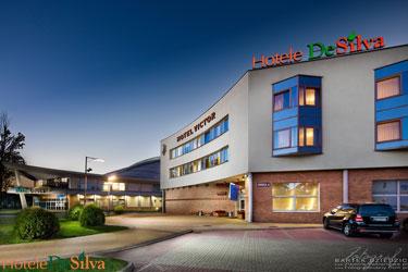 hotele DeSilva - fotografia reklamowa